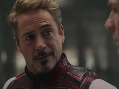 RDJ Was the Only Avenger to Read the Entire Endgame Script