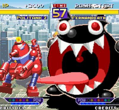 Bizarre '90s fighter Waku Waku 7 comes to PS4 and Xbox One today