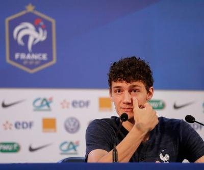 At World Cup, France defender Pavard makes his name