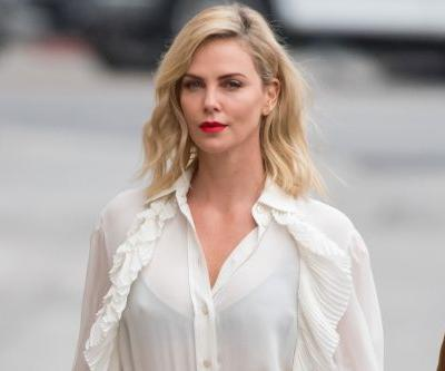 Charlize Theron: The idea of arming teachers is 'outrageous'