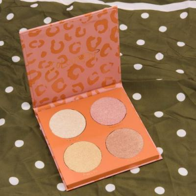 ColourPop Crush on You Super Shock Highlighter Palette Review & Swatches