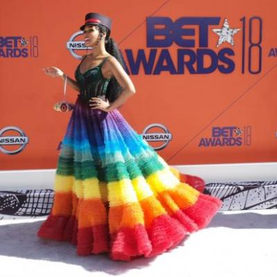 Nobody Had a Better Pride Look Than Janelle Monáe