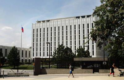 Russian Embassy in US tells Washington to focus on fighting Covid-19, rather than bashing Russia's pioneering Sputnik V vaccine