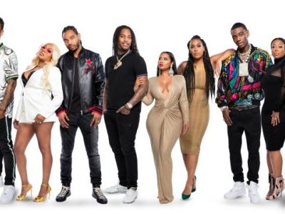 """""""Marriage Boot Camp: Hip Hop Edition"""" Exclusive: As Cheaters Come Clean. Tiffany Admits To Lady Loving Behind Fizz's Back!"""