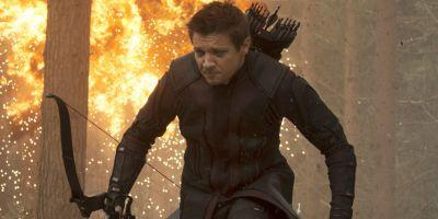 Jeremy Renner's Hawkeye Is Sporting a New Look for Infinity War