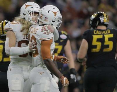 Hager, Herman bury past differences, hope to lead Texas to Big 12 title