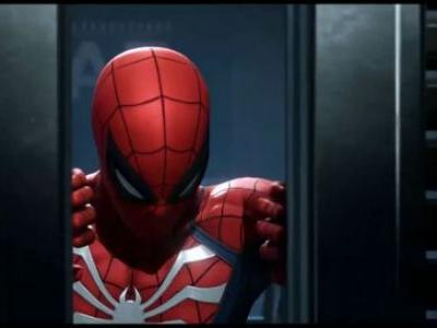 Spider-Man PS4 New Trailer and Limited Edition PS4 Pro Announced at San Diego Comic-Con