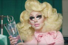 Trixie Mattel Plays Doctor In 'Break Your Heart' Music Video: Watch