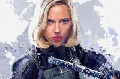 Marvel's Black Widow Movie Gets Lore Director Cate