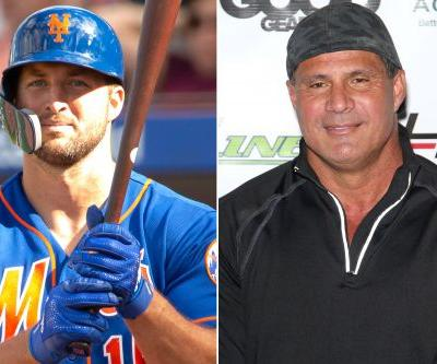 Tim Tebow on Canseco hitting help offer: Thanks, but no thanks