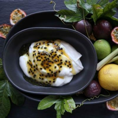 Passion Fruit Compote