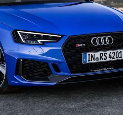 New Audi RS4 Avant Is Official, Comes With 450 Horsepower