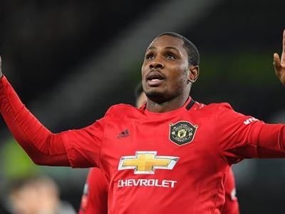 Deal sorted: Man United agree seven-month loan extension for Odion Ighalo