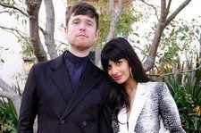 James Blake Jumps to Girlfriend Jameela Jamil's Defense About Her Medical History
