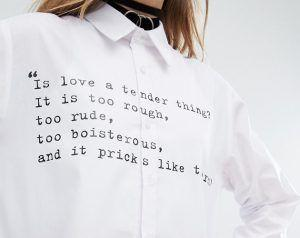 This New ASOS Collection Is Based On Romeo & Juliet