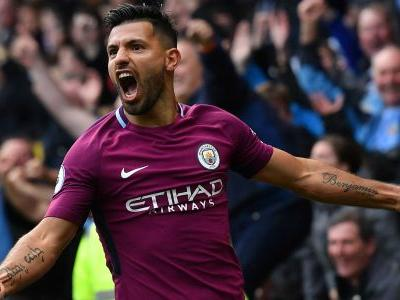 Aguero hailed as a Man City 'legend' by Guardiola as he closes on record goal haul