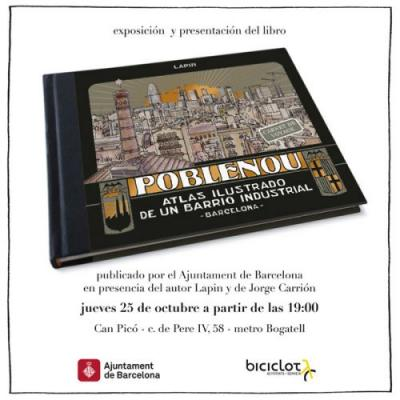"Book launch ""poblenou"""