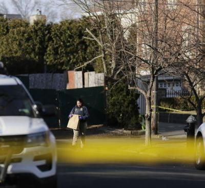 Suspect arrested in murder of reputed Gambino family mob boss
