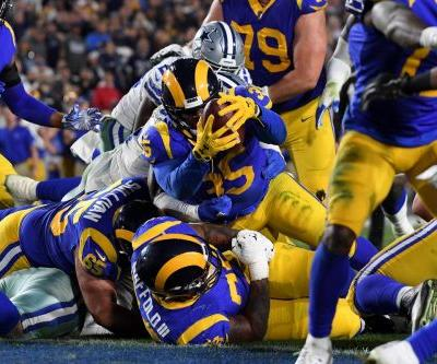 Rams run Cowboys out of the NFL playoffs