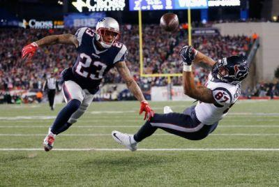 Patriots reach AFC title game for sixth straight year