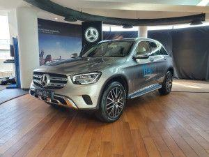 2019 Mercedes-Benz GLC SUV Launched In India At Rs 5275 Lakh