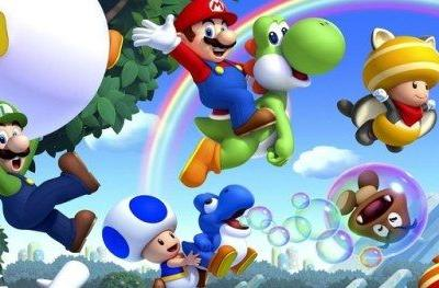 Super Mario Bros. Animated Movie Coming from Despicable Me