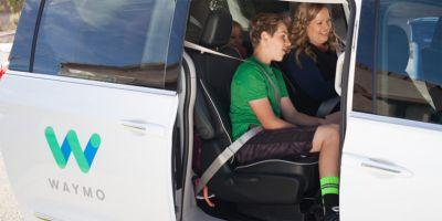 Waymo now offers free rides in its self-driving minivans across Phoenix