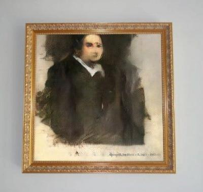 An AI-made artwork just sold for more at auction than most artists do