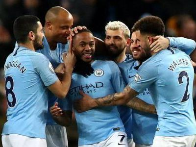 Manchester City 3-1 Watford: Raheem Sterling steals the show