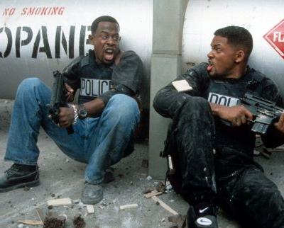 Will Smith and Martin Lawrence have officially reunited for 'Bad Boys 3'