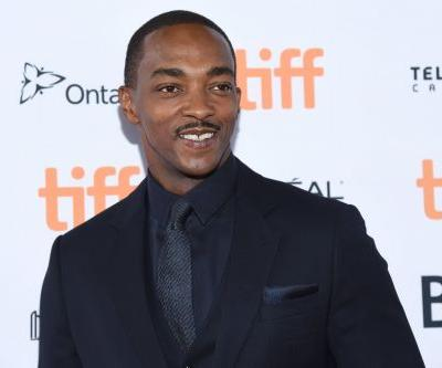 Anthony Mackie Is an Inspiration On and Off the Screen - Just Ask His 4 Sons