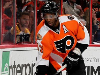 NHL trade news: Predators acquire Wayne Simmonds from Flyers, report says