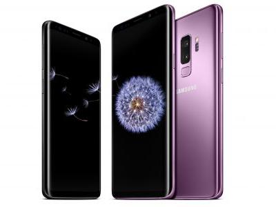 Samsung Galaxy S9 and S9 Plus break download speed records on Telstra's network