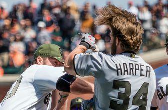 3 key questions about the Bryce Harper-Hunter Strickland brawl