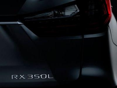 New Lexus RXL Three-Row SUV Confirmed For LA Auto Show