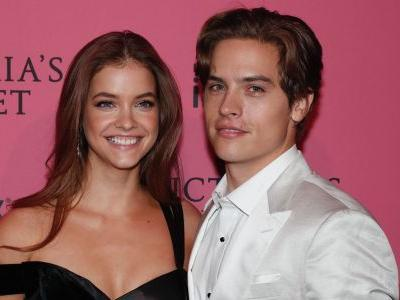 Dylan Sprouse Has 'a Surprise' for GF Barbara Palvin After Getting Her Victoria's Secret Angel Wings