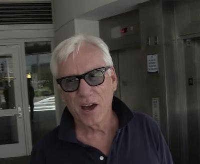 James Woods Locked Out of Twitter Account Over July Tweet
