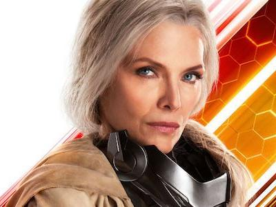 Michelle Pfeiffer Was Not Originally A Fan Of Ant-Man