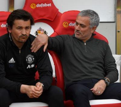 Is Mourinho's missing right-hand man the reason for Man Utd's defensive disarray?