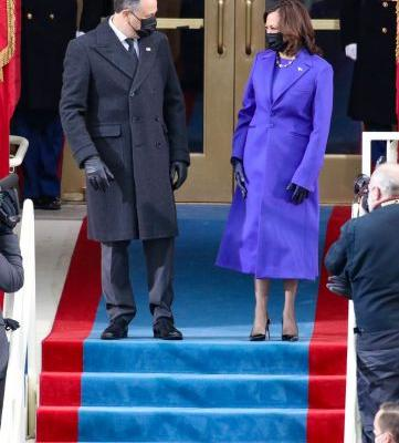 Why Kamala Harris's Outfit Made a Striking Statement at the Inauguration