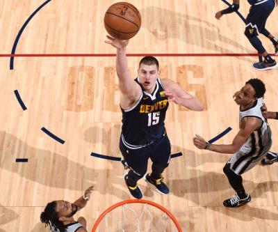 Nuggets nip Spurs in Game 7, will face Trail Blazers next