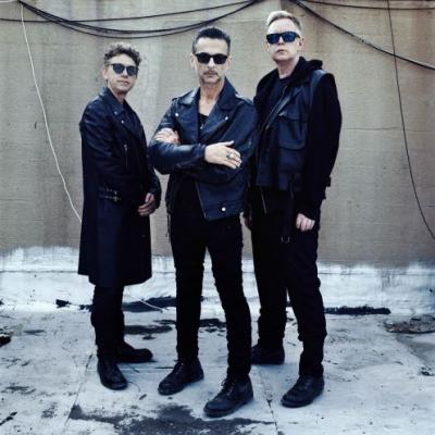 "Listen to Depeche Mode's Cover of David Bowie's ""Heroes"