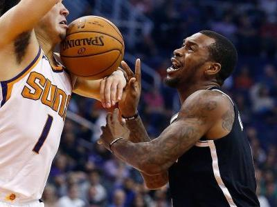 D'Angelo Russell has 23 points, 9 assists as Nets beat Suns