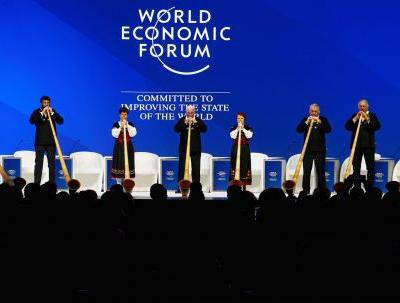 Davos 2019 Day One: Huawei chairman said trade war is slowing sales, Microsoft CEO talked tech's impact on humanity