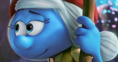 First Look at Julia Roberts' SmurfWillow in Smurfs: The