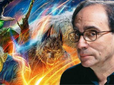 Goosebumps 2: Haunted Halloween Interview - R.L. Stine