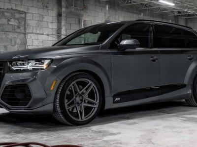 ABT Audi Q7 Limited Edition With Vossen Wheels Comes In Just 10 Units