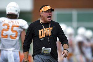 Vols' Jones says use of slogans 'blown out of proportion'