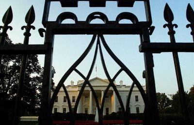Secret Service catches 'Pikachu' trying to jump White House fence