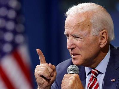 Joe Biden and his allies are seizing on the left's crushing defeat in the UK as proof that only a centrist can beat Trump